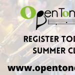 Summer Music Classes