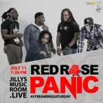 Red Rose Panic LIVE Broadcast