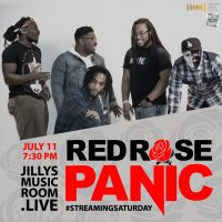 Red Rose Panic LIVE Broadcast