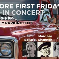 Kenmore First Friday Drive-In Concert
