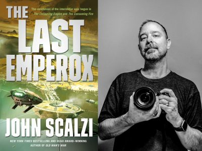 VIRTUAL: An Evening with Bestselling Science Fiction Author John Scalzi