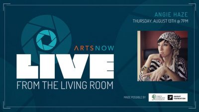 Live From the Living Room with Angie Haze