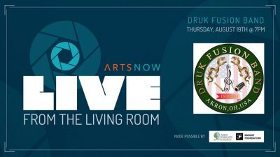 Live from the Living Room with Druk Fusion Band