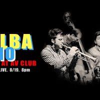AlbaTrio LIVE at AVclub