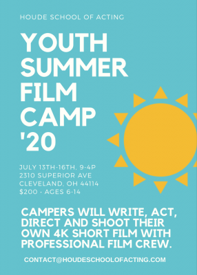 Youth Summer Film Camp