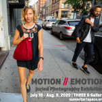 Motion // Emotion Juried Photography Exhibition
