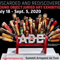 Discarded and Rediscovered Juried Art Exhibition