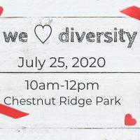 we ♡ diversity