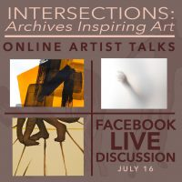 Intersections Virtual Artist Roundtable