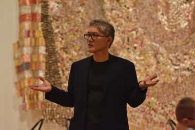GroundWorks' nextSPACE: Artist Talk with David Shimotakahara