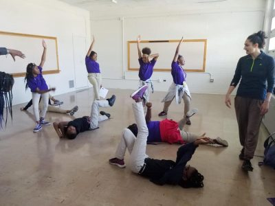 GroundWorks' nextSPACE: Family Creative Movement Class