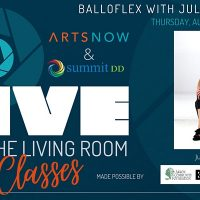BalloFlex with Julie Buckeye
