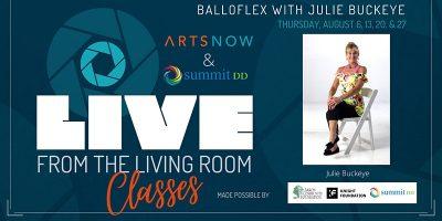 BalloFlex with Julie Buckeye