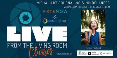 Visual Art Journaling & Mindfulness with Lindsey Jo Scott