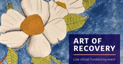 Art of Recovery Live Virtual Fundraiser