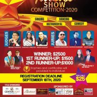 Call for Acts - HALCA Talent Show