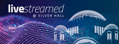 LIVE! (streamed) @ Silver Hall