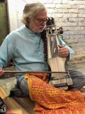Samuel Salsbury: North Indian Sarangi