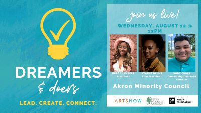 Dreamers and Doers: Akron Minority Council