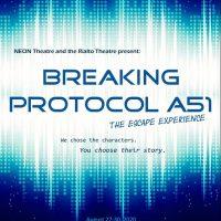 Breaking Protocol A51: The Escape Experience