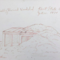 Acquiring History: The 50 Year Legacy of Robert Smithson's Partially Buried Woodshed at Kent State University
