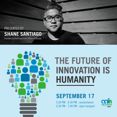 The Future of Innovation is Humanity