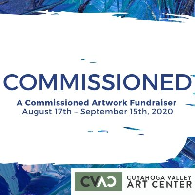 COMMISSIONED A CVAC Fundraiser