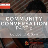Arts & Culture: Equity, Part 2