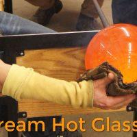 Hot Glass Demo