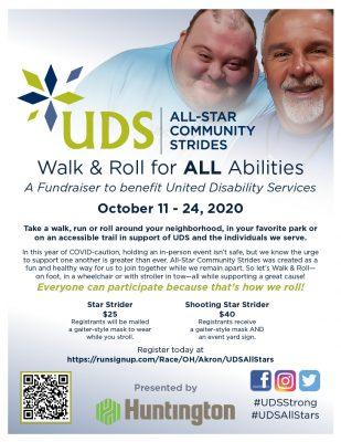 All-Star Community Strides Virtual Fundraiser