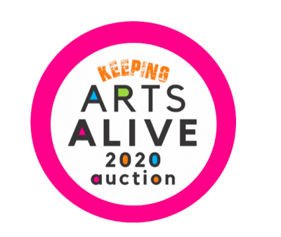 KEEPING ARTS ALIVE 2020 AUCTION