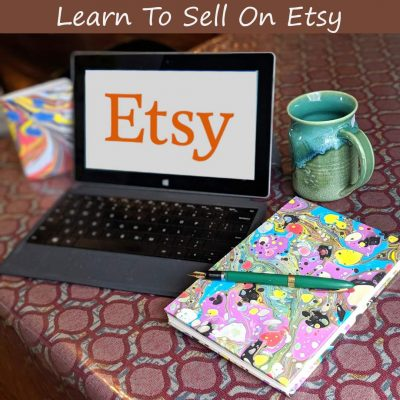 Building An Online Business Using Etsy