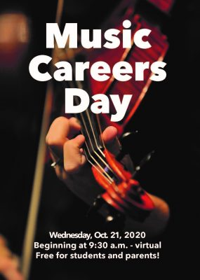 Music Careers Day