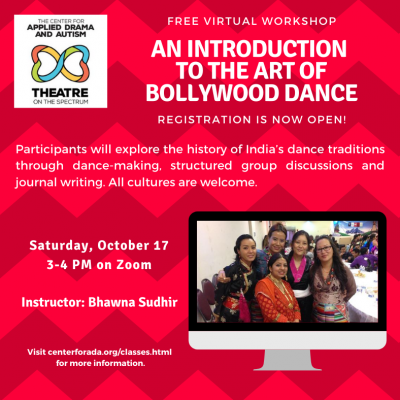 An Introduction to the Art of Bollywood Dance