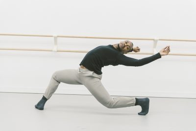 Contemporary Dance Class with Antonio Brown