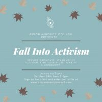 Fall into Activism