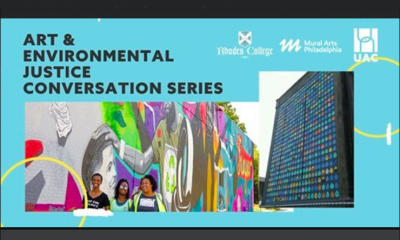 Art & Environmental Justice - Conversation Series