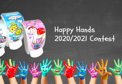Happy Hands Contest for K-12