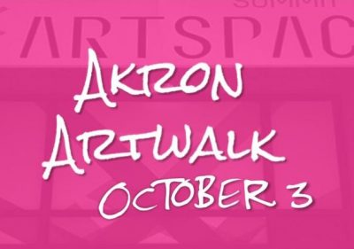 Oct. 3 Akron Artwalk