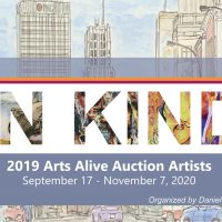 In Kind: 2019 Arts Alive Auction Artists Exhibition
