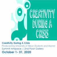 Creativity During a Crisis Art Exhibit