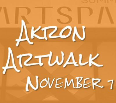 Nov. 7 Akron Artwalk