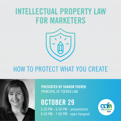 Intellectual Property Law for Marketers – How to Protect What You Create