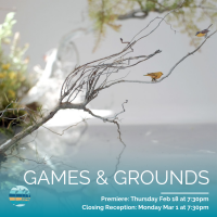Les Délices presents: Games & Grounds