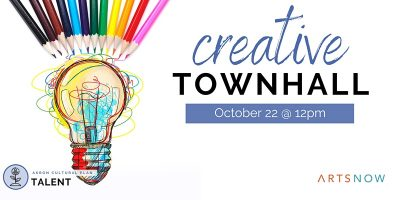 Summit County Arts & Culture Townhall