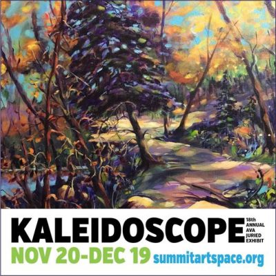 The 18th Kaleidoscope Juried Art Exhibition