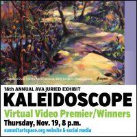 Kaleidoscope Virtual Premier Awards Announcement