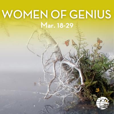 Les Délices presents: Women of Genius