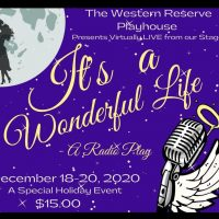 """""""It's a Wonderful Life: A Radio Play"""" from Western Reserve Playhouse"""