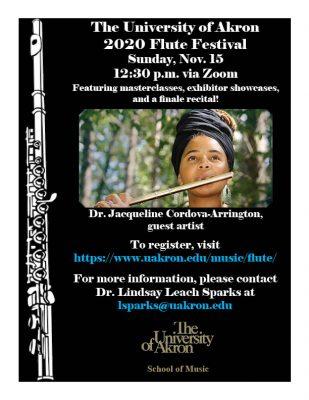 UA Flute Festival